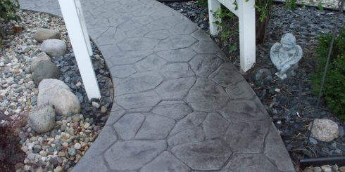 Stamped Concrete San Diego